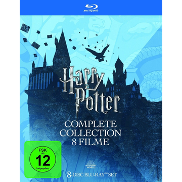 David Yates Harry Potter: The Complete Collection