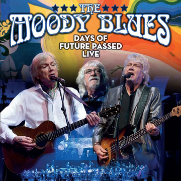 Moody Blues,The Days Of Future Passed (Live In Toronto 2017) DVD