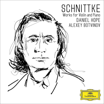 Hope,Daniel SCHNITTKE: WORKS FOR VIOLIN AND PIANO