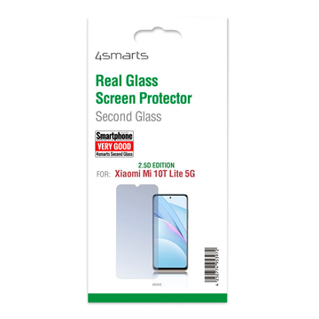 4smarts 4smarts 4S493505 mobile phone screen protector Clear screen protector Xiaomi 1 pc(s)
