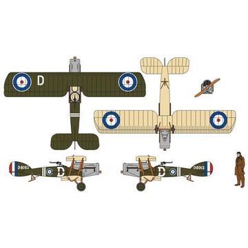 Hornby Gruppe Hornby Gruppe Bristol F2B Fighter D-8063, RAF 139 Squadron,1918 AA28801