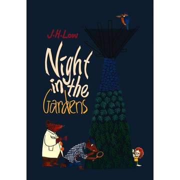 Low, J. H. Night in the Gardens