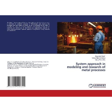 Nikulin, Alexander System approach in modeling and research of metal processes