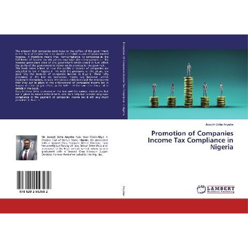 Anyebe, Joseph Uche Promotion of Companies Income Tax Compliance in Nigeria