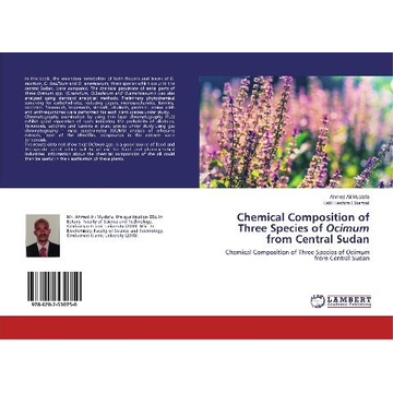 Mustafa, Ahmed Ali Chemical Composition of Three Species of Ocimum from Central Sudan