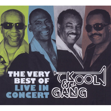 Kool & The Gang The Very Best Of-Live In Concert