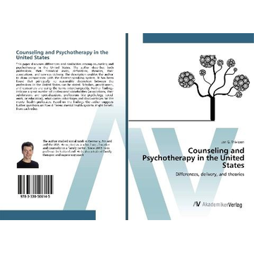 Thivissen, Jan G. Counseling and Psychotherapy in the United States