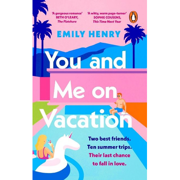 Henry, Emily You and Me on Vacation