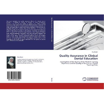 Bader, May Quality Assurance in Clinical Dental Education