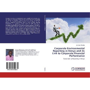 Mbuthia, Zacharia Corporate Environmental Reporting in Kenya and its Link to Corporate Financial Performance