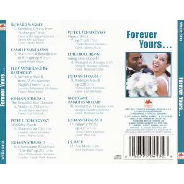 Various Artists Forever Yours [Madacy]