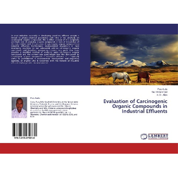 Audu, Pius Evaluation of Carcinogenic Organic Compounds in Industrial Effluents