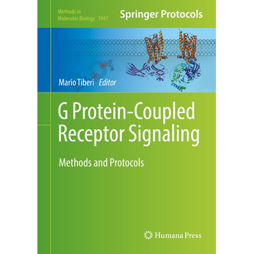Springer US G Protein-Coupled Receptor Signaling - Methods and Protocols