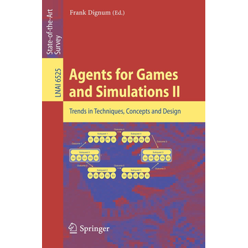 Springer Berlin Agents for Games and Simulations II - Trends in Techniques, Concepts and Design