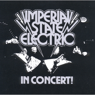 Imperial State Electric In Concert!