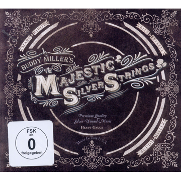 Miller,Buddy Majestic Silver Strings
