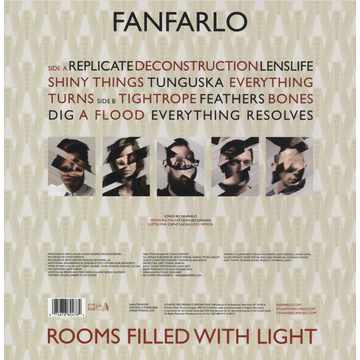 Fanfarlo Rooms Filled with Light