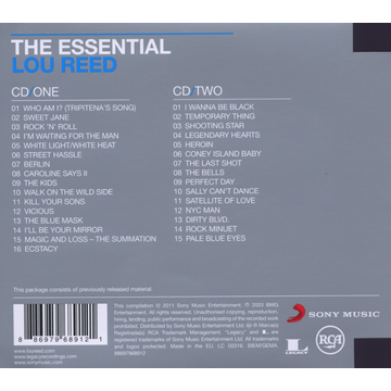 Reed,Lou The Essential Lou Reed