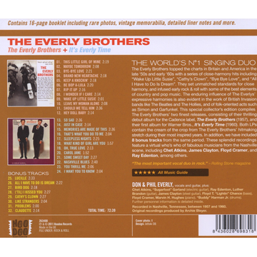 Everly Brothers,The The Everly Brothers/It's Everly