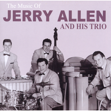 Allen,Jerry And His Trio Music Of Jerry Allen