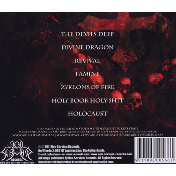 Grief of Emerald The Devils Deep