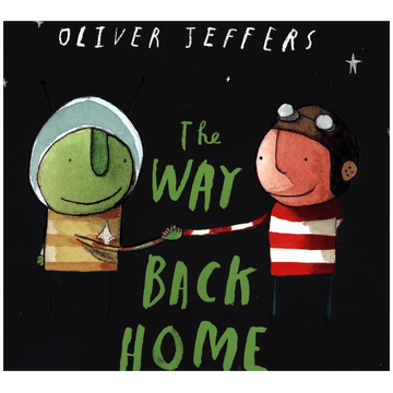 Jeffers, Oliver The Way Back Home