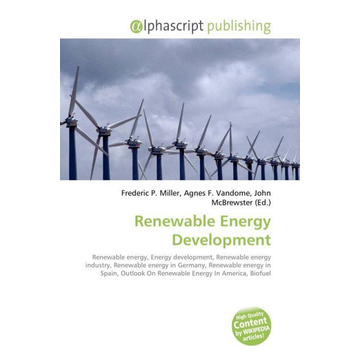 Alphascript Publishing Renewable Energy Development