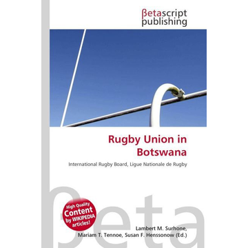 Betascript Publishing Rugby Union in Botswana