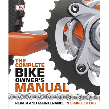 DK The Complete Bike Owner's Manual