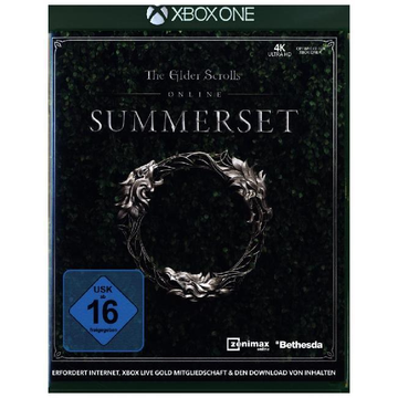 Flashpoint Germany The Elder Scrolls Online, Summerset, 1 XBox One-Blu-ray Disc