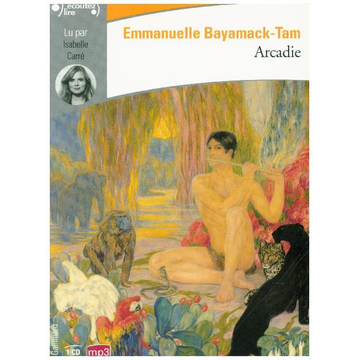Bayamack-Tam, Emmanuelle Arcadie, 1 MP3-CD