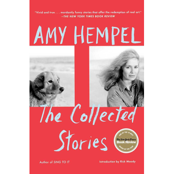 Hempel, Amy ISBN The Collected Stories of Amy Hempel