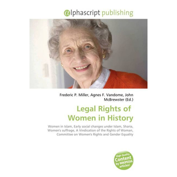 Alphascript Publishing Legal Rights of Women in History