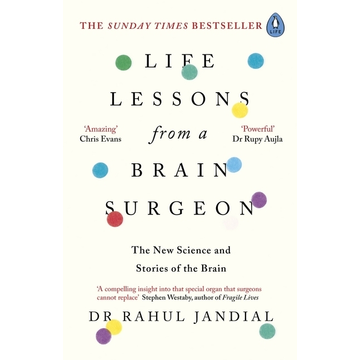 Jandial, Rahul Life Lessons from a Brain Surgeon