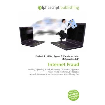 Alphascript Publishing Internet Fraud
