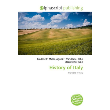 Alphascript Publishing History of Italy