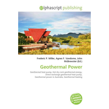 Alphascript Publishing Geothermal Power