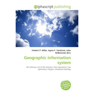 Alphascript Publishing Geographic information system
