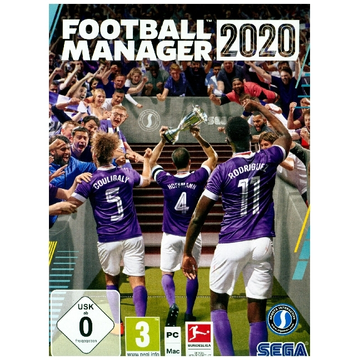 Football Manager 2020/CD-ROM