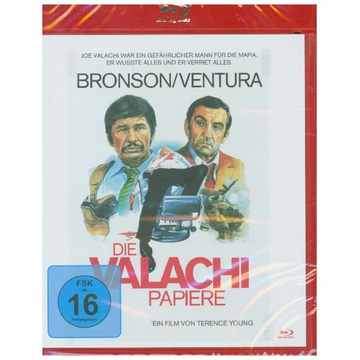 Young, Terence Koch Media Die Valachi-Papiere (Blu-ray) German, English