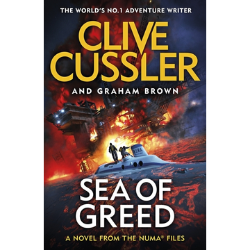 Cussler, Clive Sea of Greed