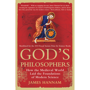 Hannam, James Allen & Unwin God's Philosophers book Science & nature English Paperback 448 pages