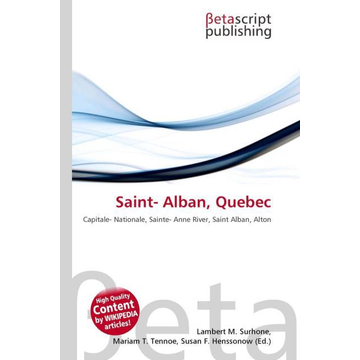 Betascript Publishing Saint- Alban, Quebec