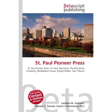 Betascript Publishing St. Paul Pioneer Press