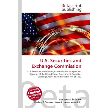 Betascript Publishing U.S. Securities and Exchange Commission