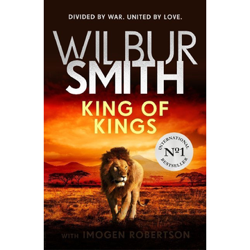 Smith, Wilbur ISBN King of Kings book Hardcover 448 pages