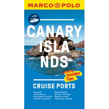 Marco Polo Canary Islands Cruise Ports Marco Polo Pocket Guide - with pull out maps