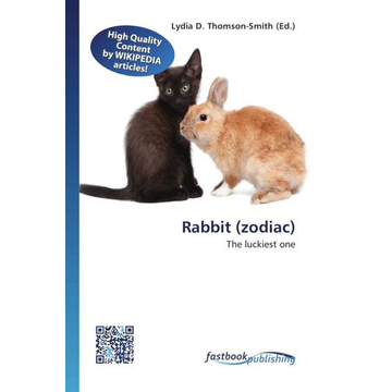 FastBook Publishing Rabbit (zodiac) - The luckiest one