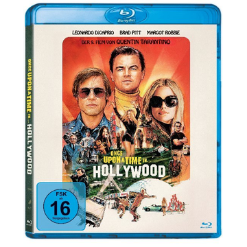 Tarantino, Quentin Once Upon a Time in... Hollywood, 1 Blu-ray - USA