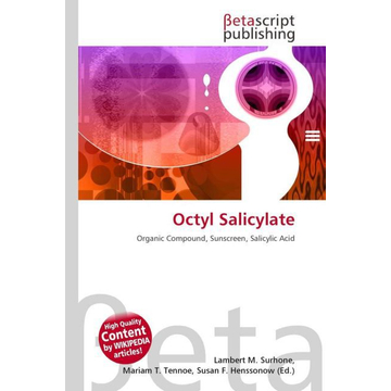 Betascript Publishing Octyl Salicylate
